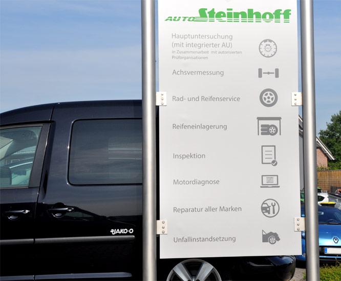 Auto Steinhoff Südkirchen - Gebrauchtwagen, Werkstatt, Behindertengerechte Fahrzeuge - Über uns
